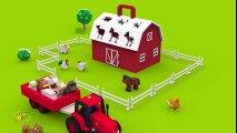 Apprendre les animaux de la ferme et leurs cris. Dessins animés pour bébés en français. Learn French  Star Dessin Anime Français