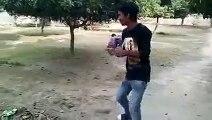 Ha Ha Lovers In Trouble In Garden -Date Pakri Gai-Must Watch-Top Funny Videos-Top Prank Videos-Top Vines Videos-Viral Video-Funny Fails