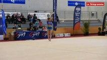 Quimper.  Championnat de Bretagne de GRS
