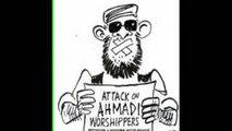 Pakistans reaction on attack on Ahmadis- a cartoonist view