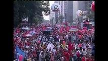 Grupos contra e a favor do governo entram em confronto na Avenida Paulista
