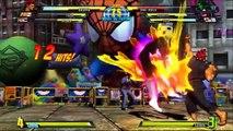 Marvel vs Capcom 3 - Akuma and Taskmaster reveal trailer.