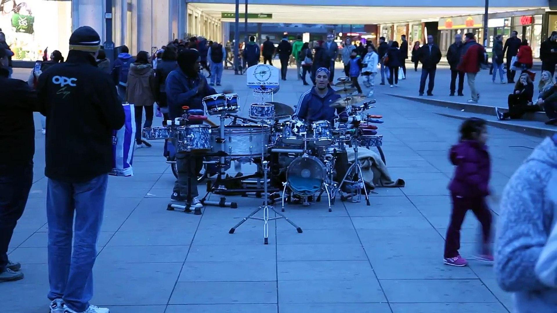 Berlin, Germany Street Musicians!