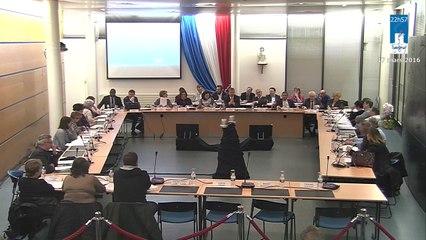 Conseil Municipal de Savigny-sur-Orge partie 4