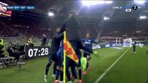 All Goals HD - AS Roma 1-1 Inter - 19.03.2016
