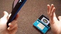 Comparison Nintendo 3DS XL LL Vs Original 3DS System Console Portable handheld 90% Larger