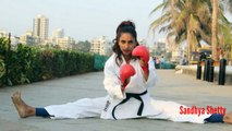 20 Bollywood Actresses who are Martial Arts or Combat Sports Experts