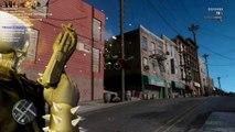 Ghost Rider vs The Hulk (GTA 5 Ghost Rider Modu) - video dailymotion