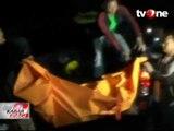 Wanita Tewas Dibakar Bersama Mobilnya di Gunung Wilis
