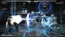 Mortal Kombat XL HIDDEN SUB ZERO TRIBORG All Brutalities Gameplay (MKXL)