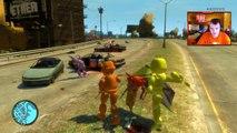 FIVE NIGHTS AT FREDDYS VS. THE HULK MOD! GTA IV PC MODS & Gameplay! (FNAF GTA MOD)