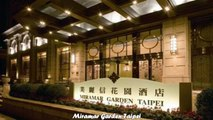 Hotels in Taipei Miramar Garden Taipei Taiwan