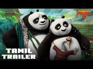 Kung Fu Panda 3 | Official Tamil Trailer | Releasing April 1