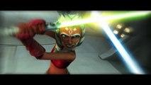 Ahsoka Tano and Darth Vader: The Rise and Fall of a Friendship   Star Wars Rebels