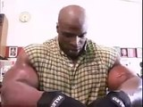 RONNIE COLEMAN - SHOULDERS WORKOUT - Bodybuilding Muscle Fitness