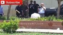 A suicide bomber killed himself