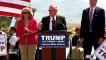 U.S. elections 2016 : Arizona highway blocked by Anti-Trump protesters