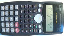Manual calculadora: Conversión de unidades: de grados sexagesimales a grados centesimales
