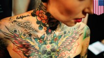 This is how getting a bunch of tattoos might actually be good for you