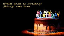 Sweet and cute Birthday wish to Best Friend Birthday video greetings and wishes with music top songs 2016 best songs new songs upcoming songs latest songs sad songs hindi songs bollywood songs punjabi songs movies