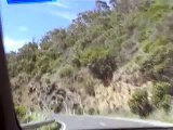 Astra H CDTi 1.9 200 HP - Driving on the Great Ocean Road