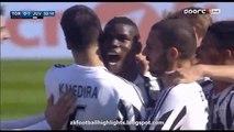 0-1 Paul Pogba Amazing Free-Kick Goal HD - Torino v. Juventus 20.03.2016 HD
