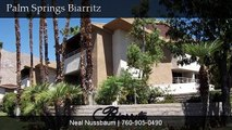 Palm Springs Condo For Sale - Biarritz Downtown Palm Springs
