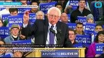 Bernie Sanders Hopeful For West Coast