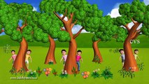 Ten Little Indians - 3D Animation English Nursery rhyme song for children with lyrics - Hindi Urdu Famous Nursery Rhymes for kids-Ten best Nursery Rhymes-English Phonic Songs-ABC Songs For children-Animated Alphabet Poems for Kids-Baby HD cartoons-Best Le