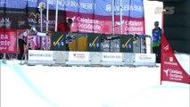 Snowboard Cross - Baqueira Beret - Moioli championne du monde !