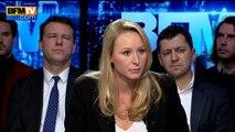 """Marion Maréchal-Le Pen: """"L'immigration est devenue un vivier de radicalisation"""""""