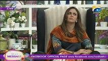 Meera Pakistani actress fight in Nadia show...
