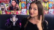 Raven Queen SDCC 2015 (Рейвен Квин Комик Кон) Ever After High Обзор Review, Comic Con,CJF47