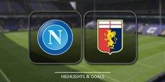 Napoli 3-1 Genoa HD All Goals & Highlights Serie A 20.03.2016 HD