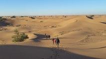 Sahara Desert 100KM Trek Full Video 1080p HD