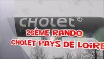 26ème rando Cholet Pays de Loire (vélo route)