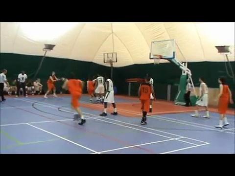 Mark Schroeder Basketball Highlights