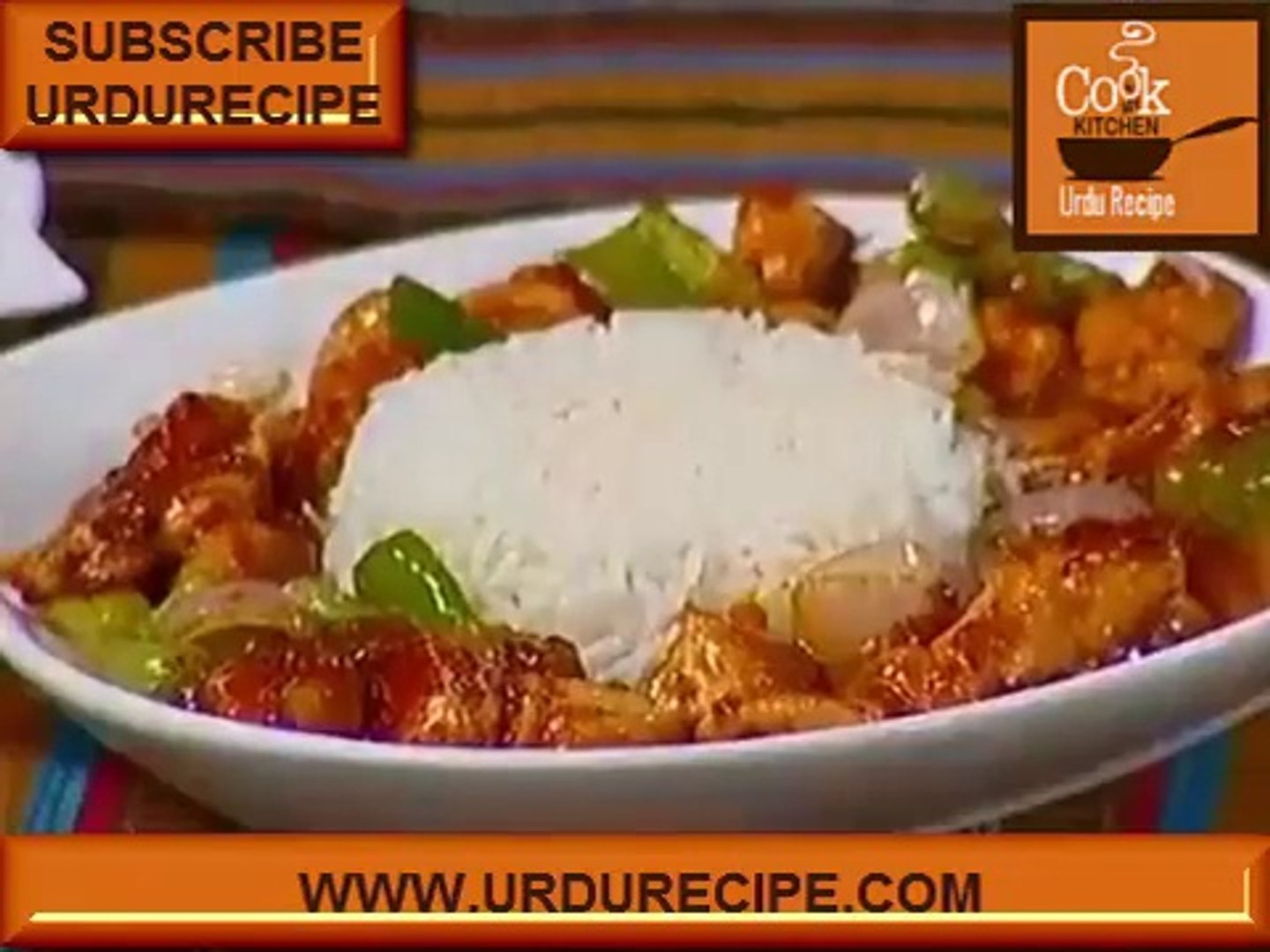 Chicken Jalfrezi Video Dailymotion