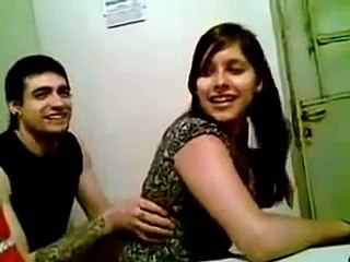 MMS SCANDAL INDIAN GIRL AND HER BOY
