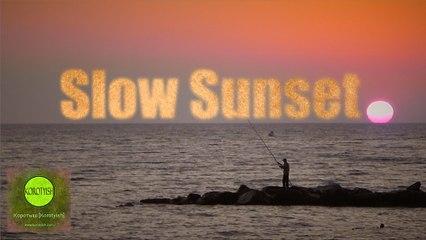 """Slow Sunset, Short Film (Короткометражный фильм """"Медленный закат"""") [2016]"""