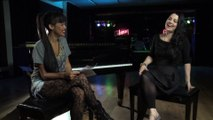 Gibson Interviews Evanescence's Amy Lee | Part 1 (02-09-2011)