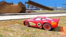 Spiderman Meca Spiderman Flash McQueen Disney Cars 2 Pixar   Dessin animé en Francais