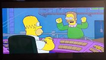 Homer blows up Springfield