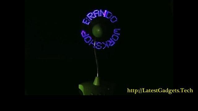 Cool Gadgets: Programmable USB LED Fan