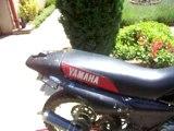 yamaha dt 50 avec moteur d'aprilia rs