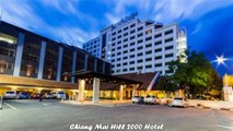 Hotels in Chiang Mai Chiang Mai Hill 2000 Hotel Thailand