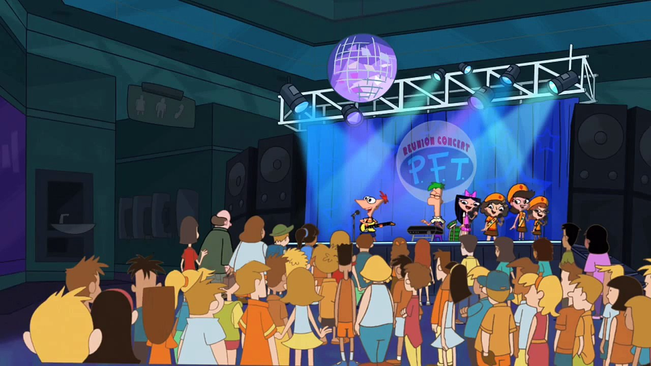 Phineas And Ferb Songs Gitchee Gitchee Goo Dailymotion Video