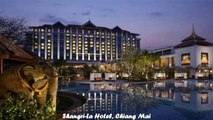 Hotels in Chiang Mai ShangriLa Hotel Chiang Mai Thailand