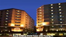 Hotels in Taipei Royal Seasons Hotel Taipei Nanjing W Taiwan