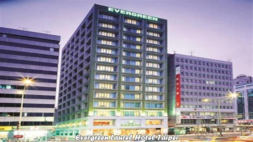 Hotels in Taipei Evergreen Laurel Hotel Taipei Taiwan